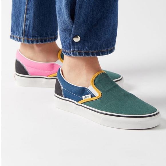 Vans Shoes | Vans Varsity Slip On
